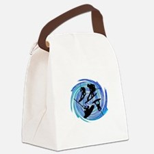 WAKEOBARDING Canvas Lunch Bag