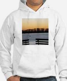 River Sunset Hoodie