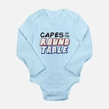 """""""Capes of the Round Table"""" Basic Logo Body Suit"""