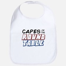 """Capes of the Round Table"" Basic Logo Bib"
