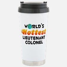Unique Army colonel Travel Mug