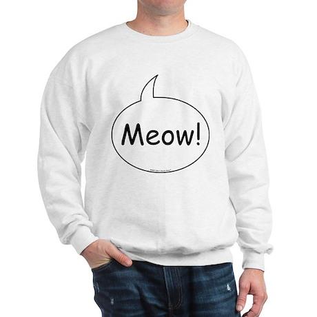 Cat Costume Sweatshirt