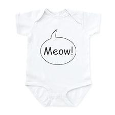 Cat Costume Infant Bodysuit