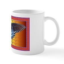 Black Tiger Swallowtail Mug