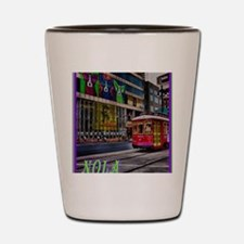Funny New orleans Shot Glass