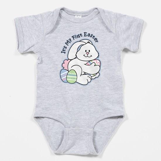Bunny 1st Easter Baby Bodysuit