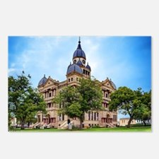 Denton County Courthouse Postcards (Package of 8)