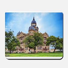 Denton County Courthouse Mousepad