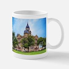Denton County Courthouse Mugs