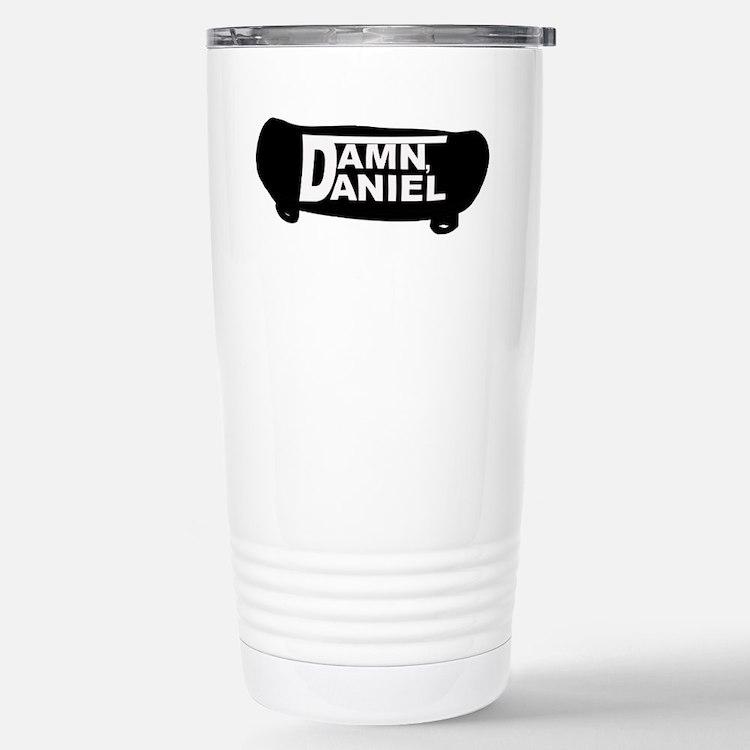 Damn Daniel Stainless Steel Travel Mug
