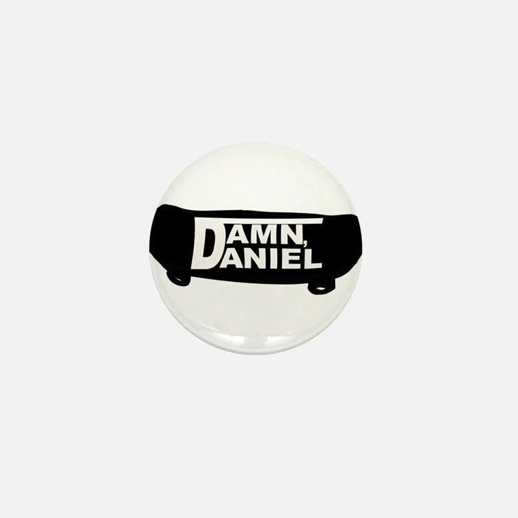 Damn Daniel Mini Button