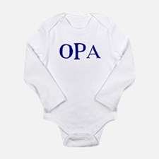 Cute Turk Long Sleeve Infant Bodysuit