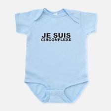 Je Suis Circonflexe Circumflex Body Suit
