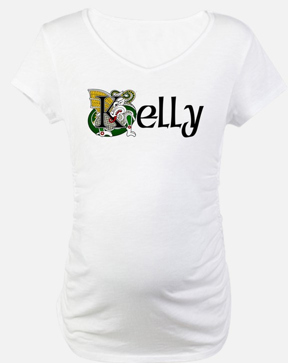Kelly Celtic Dragon Shirt