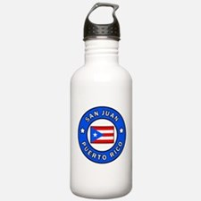 San Juan Puerto Rico Water Bottle