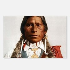 Apache Native American Ch Postcards (Package of 8)