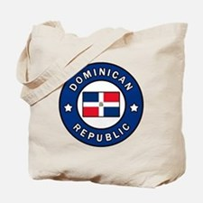 Unique I love dominican republic Tote Bag
