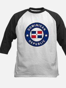 Dominican Republic Baseball Jersey