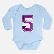 Toddlers birthday Long Sleeve Infant Bodysuit