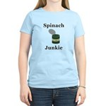 Spinach Junkie Women's Light T-Shirt