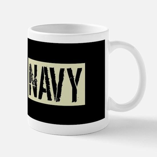 U.S. Navy: Navy (Black Flag) Mug