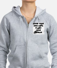 Grow Your Own Dope - Plant Your Zip Hoodie