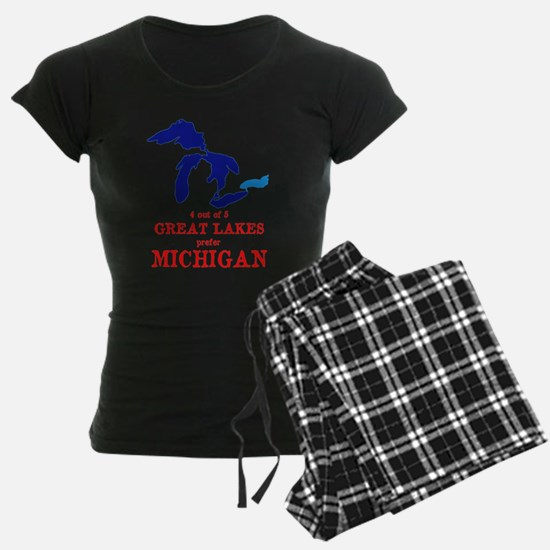 4 out of 5 Great Lakes Pajamas