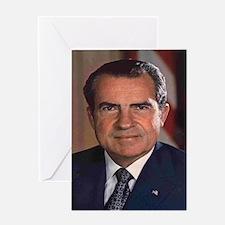 President Nixon Greeting Cards