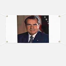 President Nixon Banner