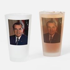 President Nixon Drinking Glass