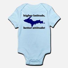 Higher latitude/Better attitude Body Suit