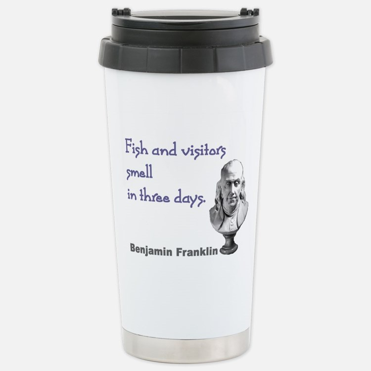 Cute Almanace Travel Mug