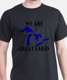 We Are Great Lakes T-Shirt