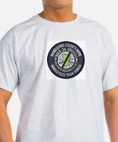 Mendocino Joint Task Force T-Shirt