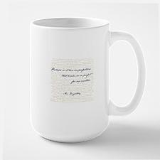 Mr. Knightley/Emma Quote Mugs