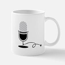 On Air Microphone Mugs