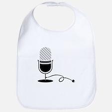 On Air Microphone Bib