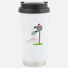 Sealed Signed & Delivered Travel Mug