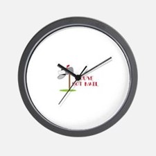 You Have Got Mail Wall Clock