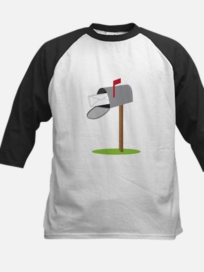 Mailbox & Letter Baseball Jersey