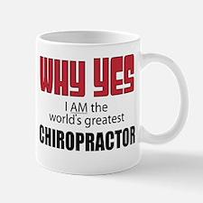 Chiropractor Mugs