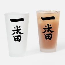 Ichiban Drinking Glass