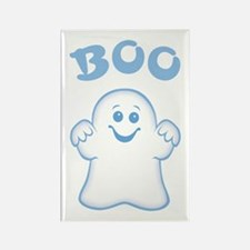 Cute Ghost Rectangle Magnet (100 pack)