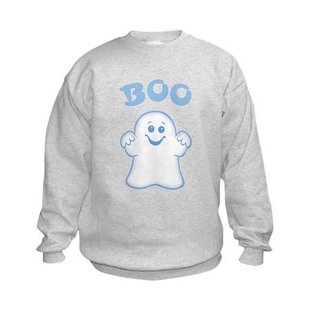 Cute Ghost Kids Sweatshirt