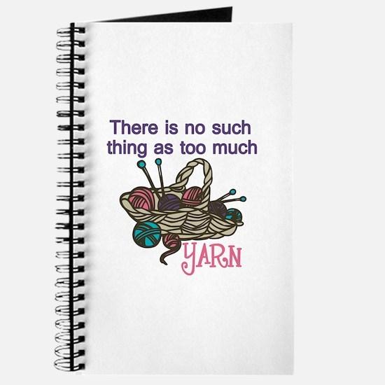 Yarn Balls Journal