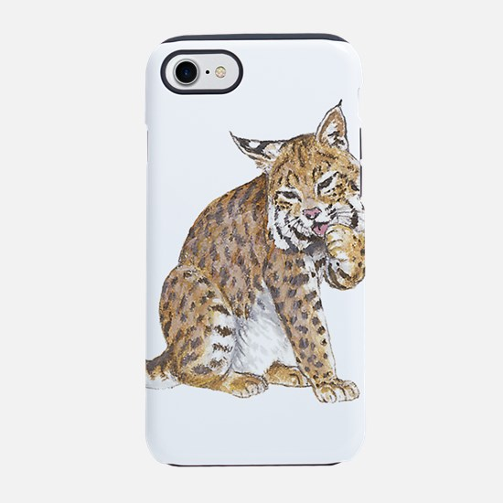 bobcat iPhone 8/7 Tough Case