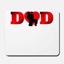 Paintball Dad Mousepad