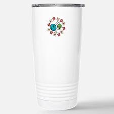 Needles & Yarn Travel Mug