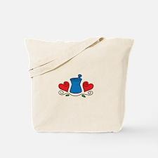 Mortar & Pestle Tote Bag