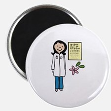 Female Doctor Magnets
